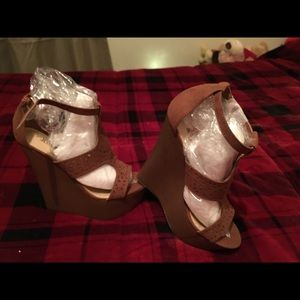 Just Fab wedges